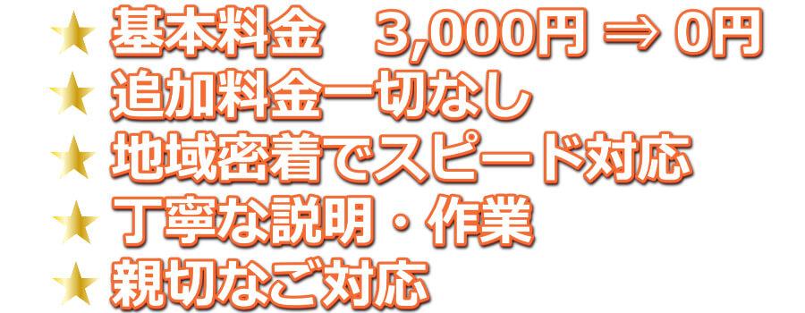 京田辺市の水道修理地域密着でスピード対応